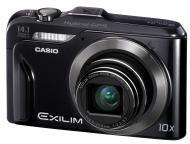 Цифровой фотоаппарат CASIO Exilim EX-H20G Black