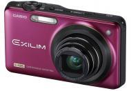 Цифровой фотоаппарат CASIO Exilim EX-ZR10 Red (EX-ZR10RDECC)
