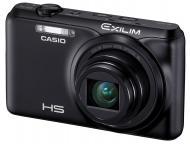 Цифровой фотоаппарат CASIO Exilim EX-ZR20 Black (EX-ZR20BKECB)