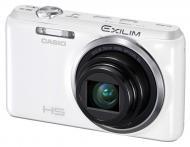 Цифровой фотоаппарат CASIO Exilim EX-ZR20 White (EX-ZR20WEECC)