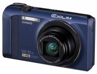 Цифровой фотоаппарат CASIO Exilim EX-ZR200 Blue (EX-ZR200BEECD)