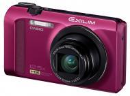 Цифровой фотоаппарат CASIO Exilim EX-ZR200 Red (EX-ZR200RDECC)