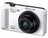 Цифровой фотоаппарат CASIO Exilim EX-ZR200 White (EX-ZR200WEECB)