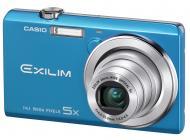 Цифровой фотоаппарат CASIO Exilim EX-ZS10 Blue (EX-ZS10BEECE)