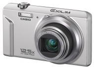�������� ����������� CASIO Exilim EX-ZS100 Silver (EX-ZS100SRECA)