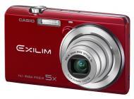 Цифровой фотоаппарат CASIO Exilim EX-ZS15 Red (EX-ZS15RDECC)
