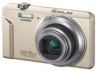 Цифровой фотоаппарат CASIO Exilim EX-ZS150 Gold (EX-ZS150GDECA)