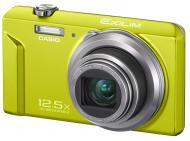 Цифровой фотоаппарат CASIO Exilim EX-ZS150 Green (EX-ZS150GNECD)