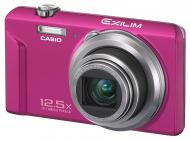 Цифровой фотоаппарат CASIO Exilim EX-ZS150 Pink (EX-ZS150VPECC)