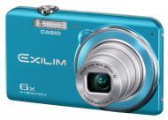 Цифровой фотоаппарат CASIO Exilim EX-ZS20 Blue (EX-ZS20BEECE)