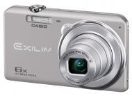 Цифровой фотоаппарат CASIO Exilim EX-ZS20 Silver (EX-ZS20SRECA)
