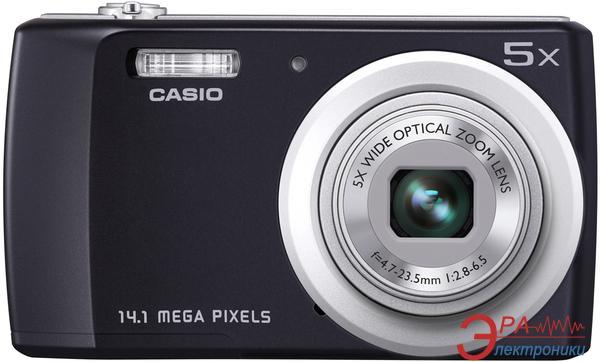 Цифровой фотоаппарат CASIO Exilim QV-R200 Black (QV-R200BKECB)