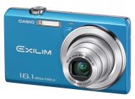Цифровой фотоаппарат CASIO Exilim EX-ZS12 Blue (EX-ZS12BEECD)