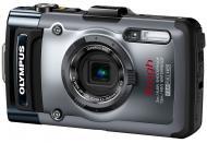 Цифровой фотоаппарат Olympus TG-1 Silver