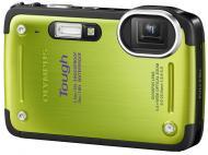�������� ����������� Olympus TG-620 Green