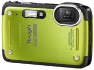 Цифровой фотоаппарат Olympus TG-620 Green