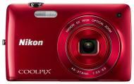 �������� ����������� Nikon COOLPIX S4200 Red (VNA152E1)