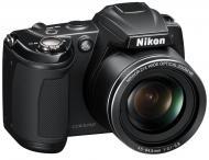 Цифровой фотоаппарат Nikon COOLPIX L310 Black