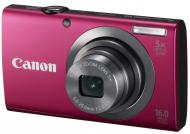Цифровой фотоаппарат Canon Powershot A2300 Red