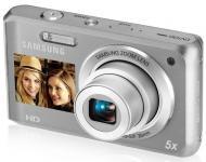 Цифровой фотоаппарат Samsung DV100 Silver (EC-DV100ZBPSRU)