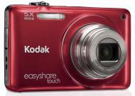 Цифровой фотоаппарат Kodak Easyshare M5370 Red