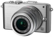 Цифровой фотоаппарат Olympus E-PL3 14-42 mm kit Silver