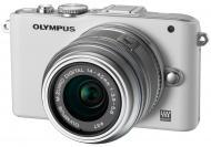 Цифровой фотоаппарат Olympus E-PL3 14-42 mm kit White
