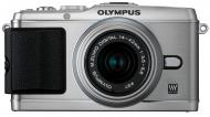 Цифровой фотоаппарат Olympus EP-3 14-42 mm Kit Silver
