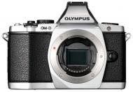 Цифровой фотоаппарат Olympus E-M5 Body Silver (V204040SE000)