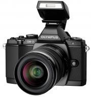 Цифровой фотоаппарат Olympus E-M5 12-50 Kit Black