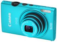 Цифровой фотоаппарат Canon IXUS 125 HS Blue