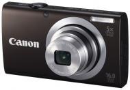 Цифровой фотоаппарат Canon PowerShot A2400 IS Black