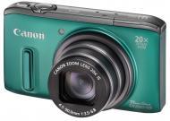�������� ����������� Canon Powershot SX260 HS Green (6196B013)