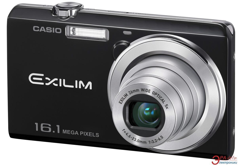 Цифровой фотоаппарат CASIO Exilim EX-ZS12 Black (EX-ZS12BKECB)