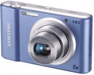 Цифровой фотоаппарат Samsung ST66 Blue (EC-ST66ZZBPURU)