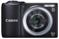 Цифровой фотоаппарат Canon PowerShot A810 Black