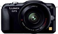 Цифровой фотоаппарат Panasonic Lumix DMC-GF5К Kit 14-42mm Black (DMC-GF5KEE-K)