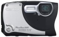 Цифровой фотоаппарат Canon PowerShot D20 Silver (6147B013)