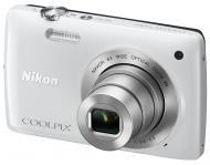 Цифровой фотоаппарат Nikon COOLPIX S4300 White