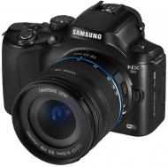 Цифровой фотоаппарат Samsung NX20 + объектив 18-55mm Black (EV-NX20ZZBSBUA)