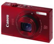�������� ����������� Canon IXUS 500 HS Red