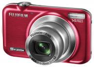 Цифровой фотоаппарат Fujifilm FinePix JX300 Red
