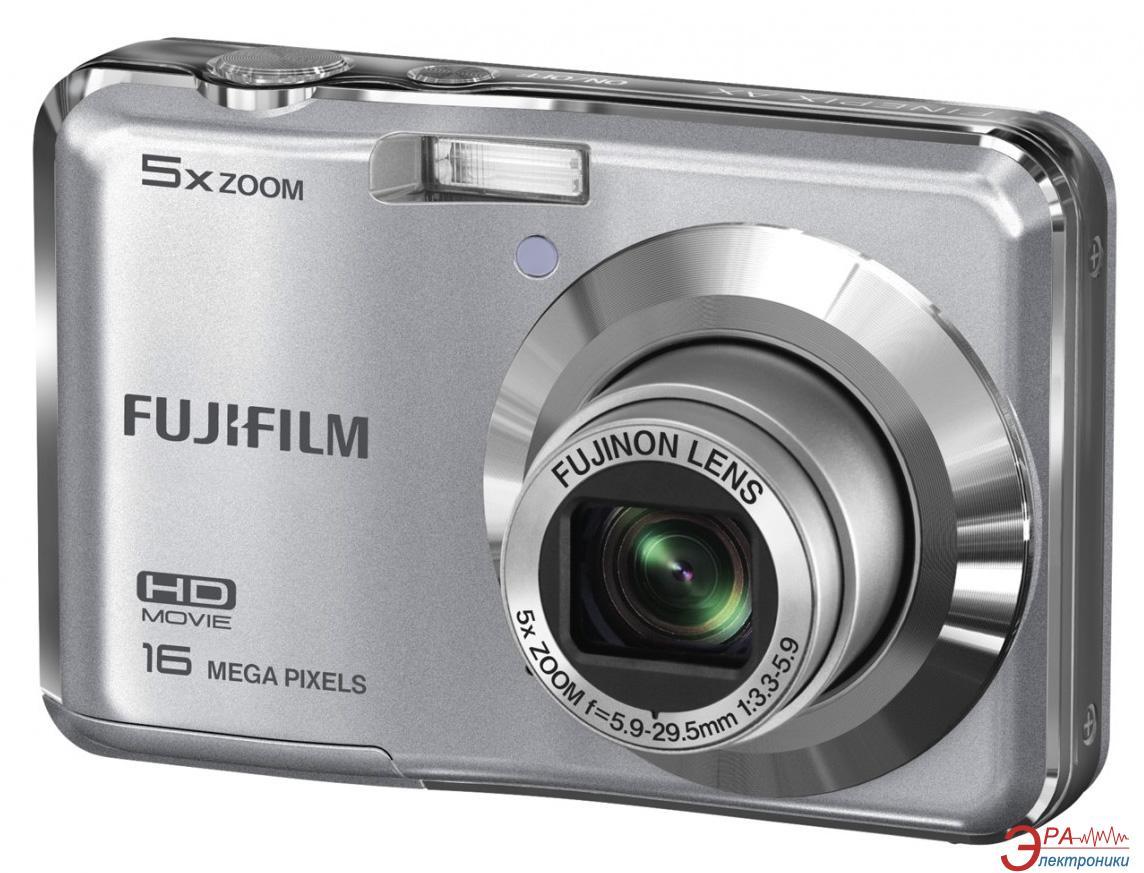 Цифровой фотоаппарат Fujifilm FinePix AX550 Silver