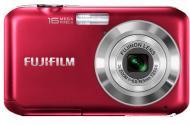 Цифровой фотоаппарат Fujifilm FinePix JV250 Red