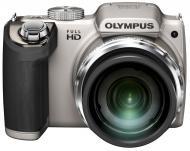 Цифровой фотоаппарат Olympus SP-720UZ Silver