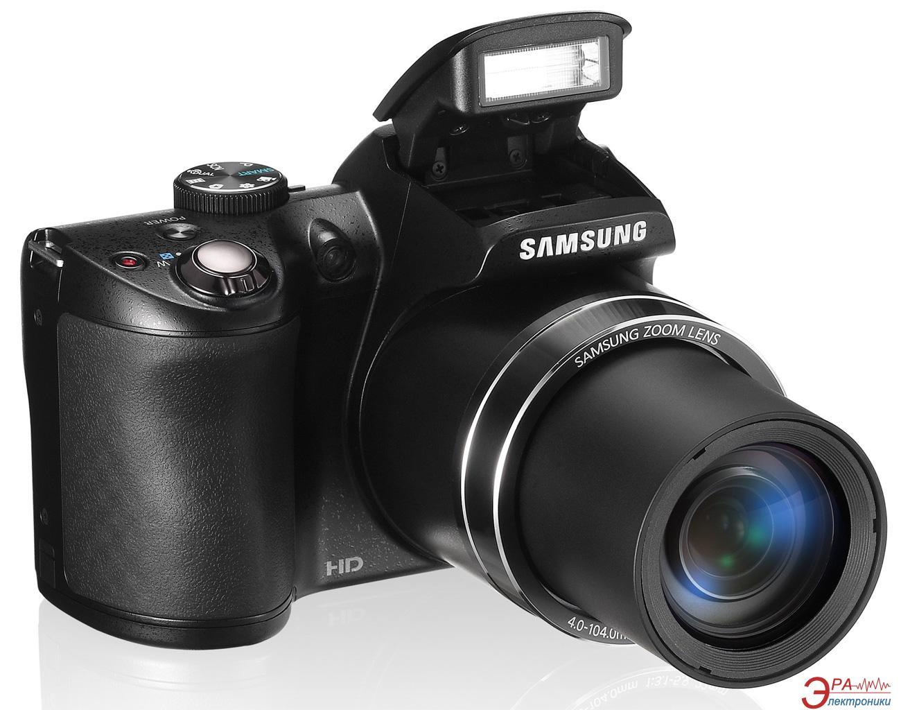 Цифровой фотоаппарат Samsung WB100 Black
