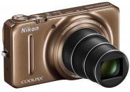 �������� ����������� Nikon COOLPIX S9200 Brown