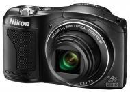 Цифровой фотоаппарат Nikon COOLPIX L610 Black