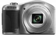 Цифровой фотоаппарат Nikon COOLPIX L610 Silver