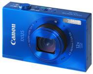 Цифровой фотоаппарат Canon IXUS 500 HS Blue
